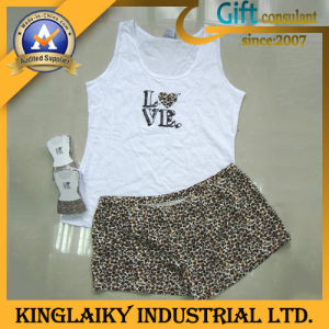 Fashionable Cotton Clothers with Logo for Promotion (KTS-005) pictures & photos