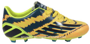 China Men Sports Soccer Boots Football Shoes (815-8460) pictures & photos