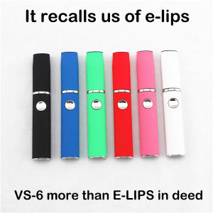 Vs-6 Dry Herbal E Vaporizer Kit 3-in-1 Wax Atomizer
