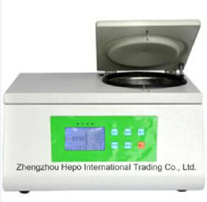 Table Top High Speed Refrigerated Centrifuge pictures & photos