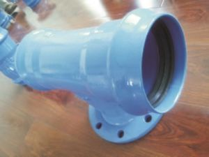 Water Pipe Joint, Fittings/Accessories, All Flange/Socket Tee, En545, En598 pictures & photos