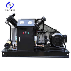 Totally Oil-Free Nitrogen N2 Gas Booster Compressor Equipment Set pictures & photos