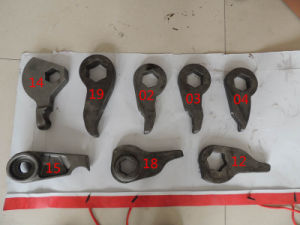 Leveling Keyway Lift and Keyway Drop Steel Forged Keyway pictures & photos