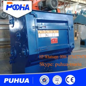 Q32 Tumble Belt Shot Blasting Machine for Small Metal Parts pictures & photos