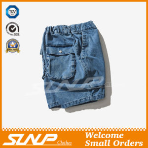 Men Short Trousers Short Casual Jeans