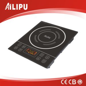 High End Touch Electric Induction Cooker, Induction Cooktop, Induction Stove with LED Display pictures & photos