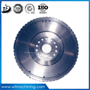 OEM Gg20 Lightweight Flywheel Diesel Model Engine Flywheel Cast Flywheel Sand Casting Flywheel pictures & photos