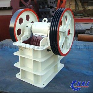 Mini Stone Jaw Crusher Laboratory Crusher for Sale 250*400 pictures & photos