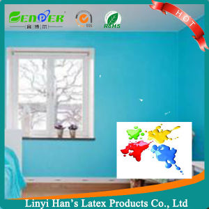 Non-Toxic Acrylic Interior Wall Latex Emulsion Paint Color