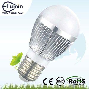 5W Aluminium LED E27 Base Bulb Light