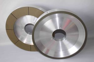 Double - Disc Surface CBN Grinding Wheels, Diamond wheels pictures & photos