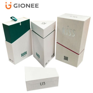 Newly Designed Paper Gift Packaging Box for Mobile Phone pictures & photos