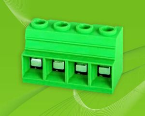 Euro Type PCB Screw Terminal Block for Big Power Connection pictures & photos