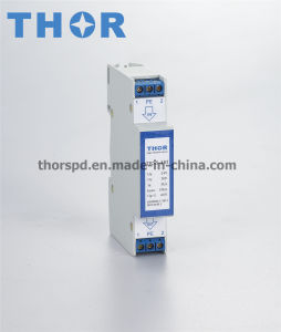 Signal Lightning Arrester/ Surge Protector (SPD) for CE pictures & photos