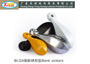 Bank Type Lead Sinker Reef Sinker pictures & photos