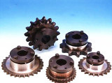 High Quality Industry Double Chain Sprocket Wheel pictures & photos