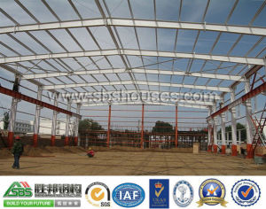 Steel Space Frame Portable House pictures & photos