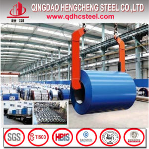 PPGI Galvanized Color Coated Steel Coil (SPCC) pictures & photos