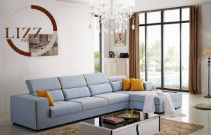 Modern Furniture New Product Sectional Fabric Sofa pictures & photos