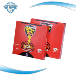 Red Mosquito Coil with Hight Quality and Micro Smoke pictures & photos