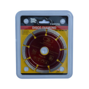 Segmented Diamond Saw Blade pictures & photos
