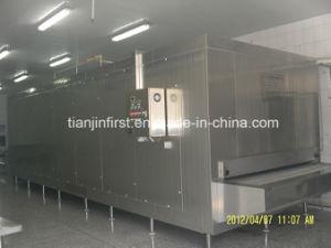 Hot Sale Quick Freezing Tunnel Net Belt Freezer pictures & photos