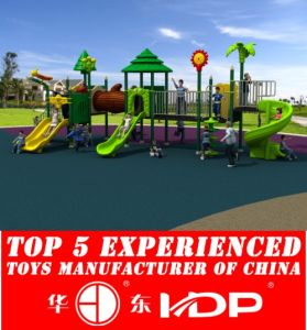Playground Used a Children′s Slide Slide Machine (HD15A-030A) pictures & photos