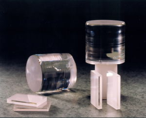 Optical Linbo3 (Lithium Niobate) Crystal Lens pictures & photos
