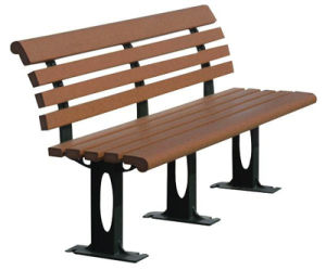 Wood Plastic Composite Decking Chair pictures & photos