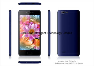 "5.0"" Mtk6737 Qual-Core1.3GHz Android7.0 4G Smart Phone pictures & photos"