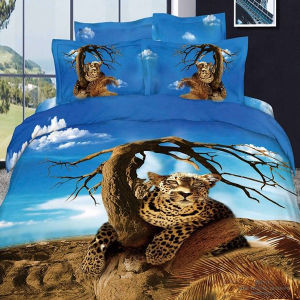 Cheap and Good Quality 3D Bedding Set pictures & photos