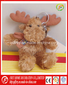 Holiday Gift Promotional Plush Keychain Deer Toy pictures & photos