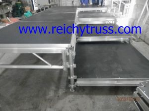Aluminum Stage (Plywood) pictures & photos