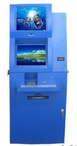 19inch Self Service Bill Payment Ticket Kiosk pictures & photos