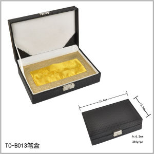 Classical Super Luxury Golden Inner Black Cover Set Gift for VIP