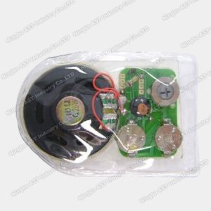 Waterproof Sound Chip, Sound Module, Waterproof Sound (S-3019) pictures & photos