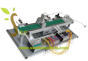 Belt Transmission Trainer Belt Teaching Equipment Mechatronics Trainer Fa Trainer
