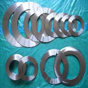 Circular Tungsten Carbide Bottom Slitter Blade pictures & photos