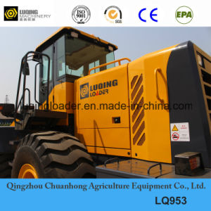 Construction Equipment Wheel Loader with Joystick for Sale pictures & photos