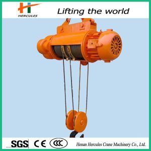 10t JIS Wire Rope Electric Hoist pictures & photos