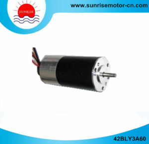 42bly3a60 24VDC 22W 0.07n. M NEMA17 Brushless DC Motor pictures & photos