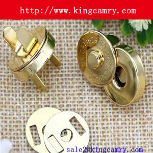 14mm 18mm Magnetic Snap Button Magnet Button Magnetic Button for Bag Handbag Case Luggage Round Magnet pictures & photos