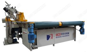 Mattress Tape Edge Machine (BWB-4B Auto-Flip, 300U Chain Stitch) pictures & photos
