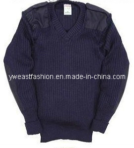 Fahion Apparel Accessoies Workweart Uniform Men Sweater/ Military Sweater/ Outdoor Sweater