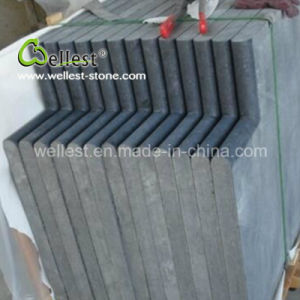 Hainan Natural Honed Grey Basalt Bullnose Edge Pool Coping pictures & photos