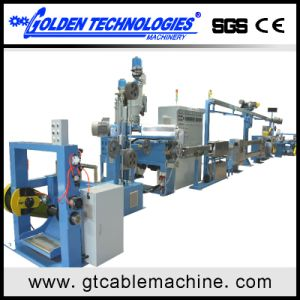 China Cable Wire Extruder Line pictures & photos