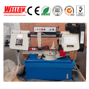 Metal Band Sawing Machine (Metal cutting Band Saw BS1018R) pictures & photos
