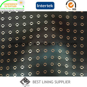 Shine High quality Polyester Two Tone Satin Lining Fabric pictures & photos