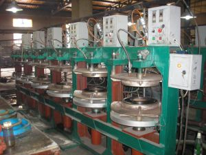 Bicycle Inner Tube Making Vulcanizer Press Machine pictures & photos