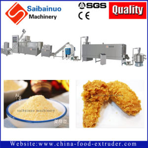 Bread Crumbs Manufacturing Plant Extruder